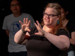 Cupid's Crisis: An Improv Comedy Show