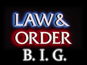 Law & Order: B.I.G.: An Improv Comedy Show