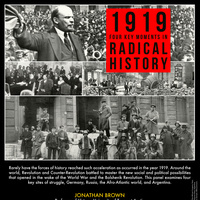 """""""1919: Four Key Moments in Radical History""""   Institute for Historical Studies"""