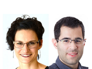 Researchers on the Rise: Melanie Grubisha, MD, PhD, and Rui Peixoto, PhD