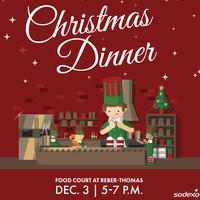 Sodexo Christmas Dinner