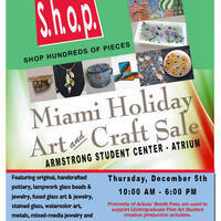 Miami Holiday Art and Craft Sale
