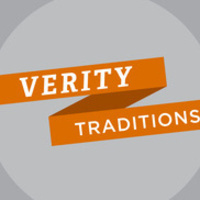 Photo of the Verity Traditions logo.