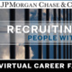 JP Morgan Chase & Co. Virtual Career Fair for People with Disabilities