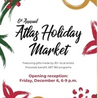 Atlas Holiday Market Opening