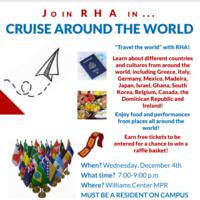 Cruise Around the World