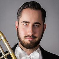 Derek Hawkes; Trombone