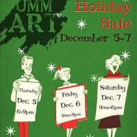 Art Club Holiday Sale