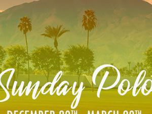 Sunday Polo at Empire Polo Club