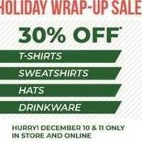 Save 30% at the UCSF Campus Store