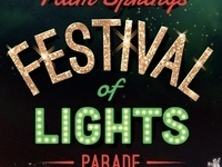 Palm Springs 27th Annual Festival of Lights