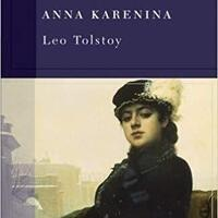 Reed Rainier Chapter Reading Group - Anna Karenina by Leo Tolstoy