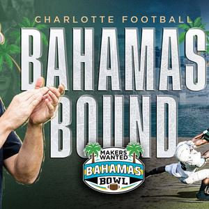 2019 Makers Wanted Bahamas Bowl: UNC Charlotte Football vs. Buffalo