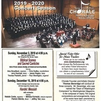 New Dominion Chorale Concert - Handel: Messiah with orchestra