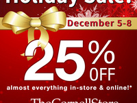 Holiday Sale at The Cornell Store - Dec. 5-8