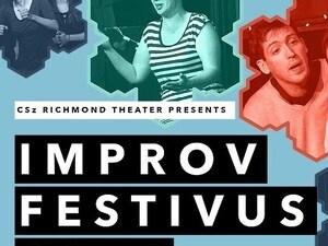 IMPROV FESTIVUS Show #1