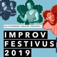 ComedySportz ALL-STARS - Improv Festivus #6