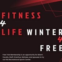 Fitness 4 Life Winter 4 Free @ Rec Center