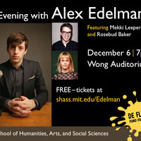 An Evening with Comedian Alex Edelman