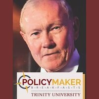 Policy Maker Breakfast Series: General Martin Dempsey