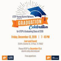 UTEP Young Alumni Network Graduation Celebration