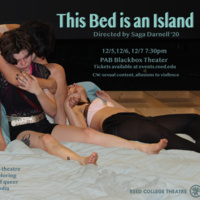 This Bed is an Island: Theatre Thesis Performance