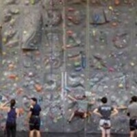 OALC and ICOC Rock Climbing