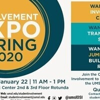 Spring 2020 Involvement Expo
