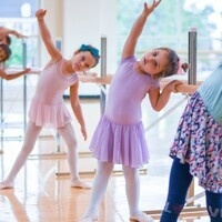 Youth Ballet On Pointe Session 1