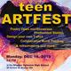 teen ARTFEST with MassArt's sparc! the ArtMobile