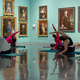 Yoga in the Galleries at LSU Museum of Art