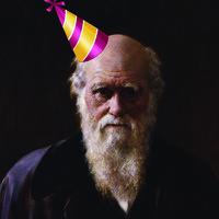 Darwin's B-day