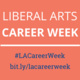 Liberal Arts Career Week: Stepping Out of Your Comfort Zone: Networking and Interviewing