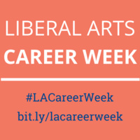 Liberal Arts Career Week: Meet, Greet, and Eat with Employers