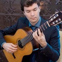 Classical Guitar Alumni Concert with Cameron O'Connor