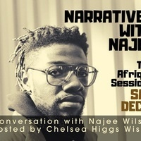 Join Najee Wilson and Chelsea Higgs Wise as we discuss the new monument Rumors of War, Najee's part in its creation, and the importance of making space for Black creatives and meaningful counter narratives in the former confederate capital.  Gather at 6pm for casual fun.  Panel at 7.  Yoseph and Sirak spin at 9!