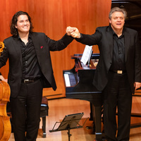 "Zuill Bailey ""Celebrates Beethoven"" with Pianist Eduard Zilberkant"