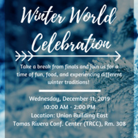 Winter World Celebration