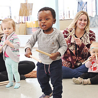 Music Together® Mixed Age Family Class