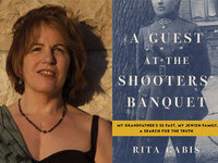 Schapiro Lecture: Rita Gabis, A Guest at the Shooters' Banquet: My Grandfather's SS Past, My Jewish Family, and a Search for the Truth