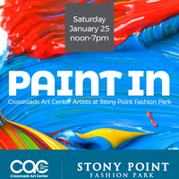 Paint In! at Stony Point Fashion Park