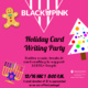 PRIDE Alliance & Centennial: Black & Pink Holiday Card Writing Party