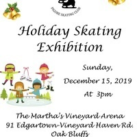 Holiday Figure Skating Exhibtion