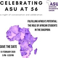 African Students Union 56th Anniversary Educational Symposium