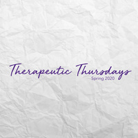 Therapeutic Thursday is an interactive weekly program focused on providing activities for stress management.