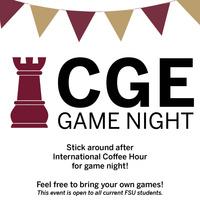 CGE Game Night