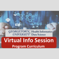 Second Virtual Info Session about the MS-HIDS Program