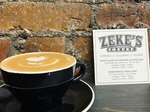 The Caffeinated City: A Tour of Zeke's Coffee Roastery and Baltimore's Coffee History