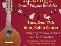 14Strings! Gathering (with Bubble Tea!)