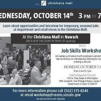 Holiday Job Fair - University of Delaware